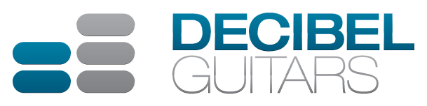 Decibel Guitars logo